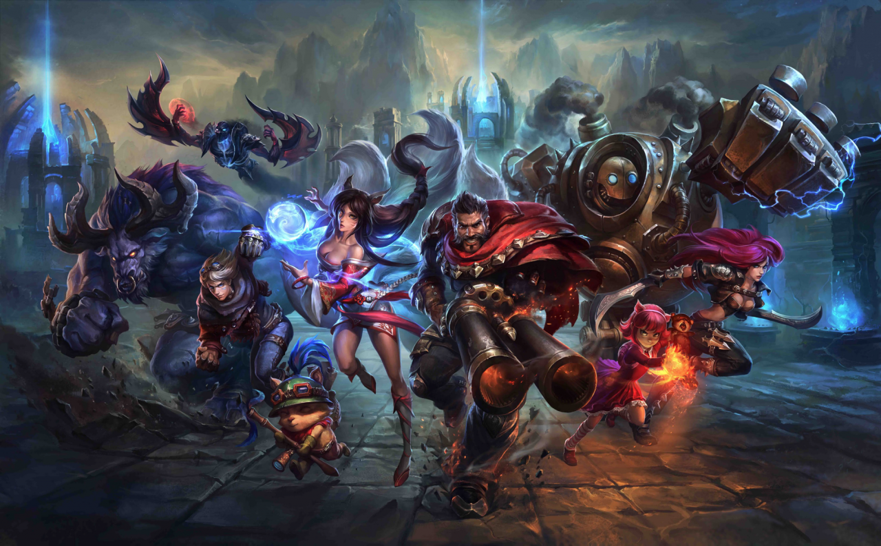 Legendary: The Story of League of Legends from 2009–2018 | by William Lim | Medium