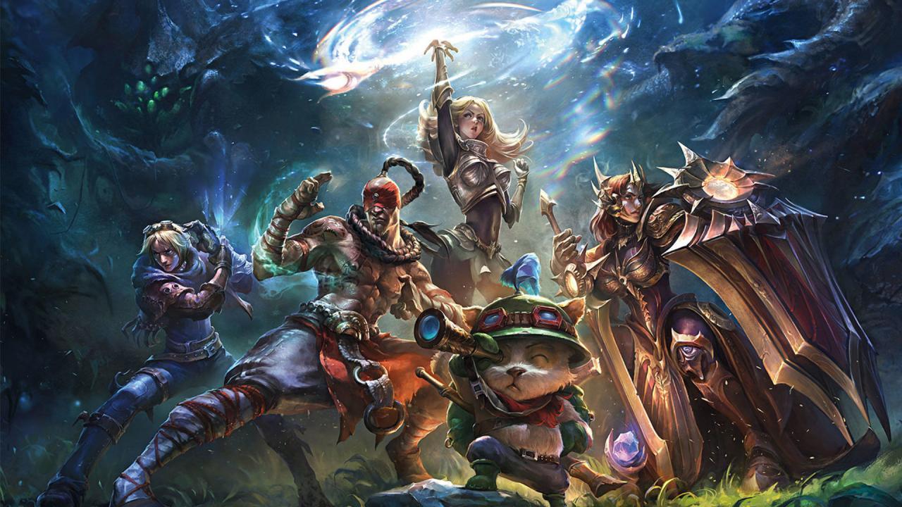 Riot Games почала активно зазивати спеціалістів для роботи над MMORPG за League of Legends | Geek.Informator